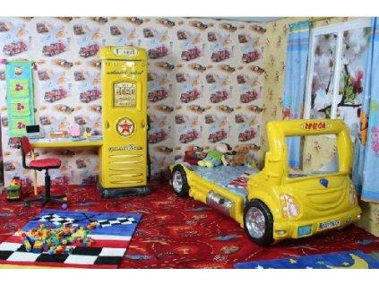 TRUCK dětska postel HMnabytek 5