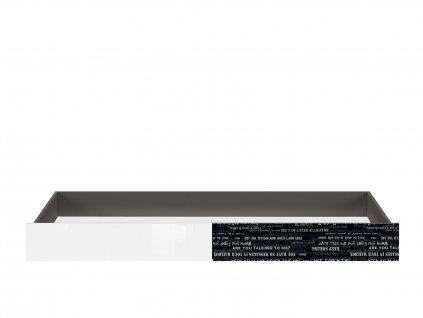 Šuplík pod postel GRAPHIC SZU/C - 2 barvy