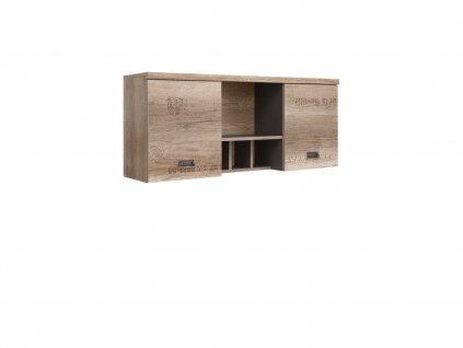 Závěsná skříňka MALCOLM SFW2D