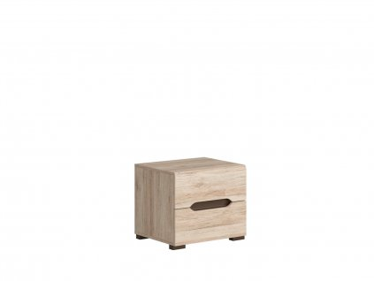 Noční stolek KOM2S ELPASSO - 2 barvy