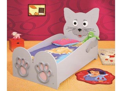 postel Kočka
