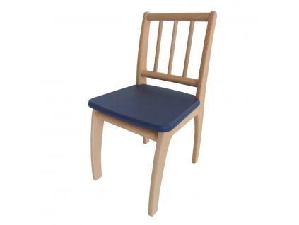 Dětská židlička BAMBINO - BAREVNÁ