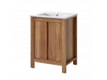 CLASSIC OAK 820 WITH BASIN