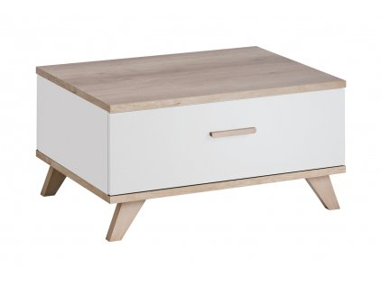 Konferenční stolek LEGG 5 - 2 barvy