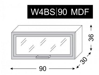 w4bs90 MDF a