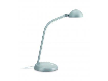 Philips, TAFFY stolní lampa šedá 1x3W SELV, 71661/93/P3