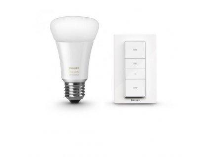 Philips, HUE žárovka E14 9,5W, 8718696678404