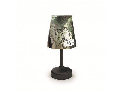 Philips, LED přenosná stolní lampa, Star Wars 71796/30/P0
