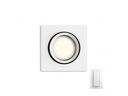 Philips, HUE bodové podhledové svítidlo, stmívatelné 50421/31/P7