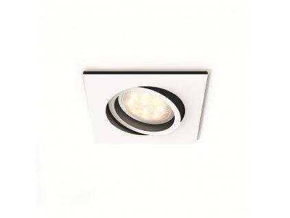 Philips, HUE bodové podhledové svítidlo, stmívatelné 50421/31/P8