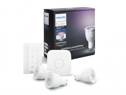 Philips, HUE žárovka GU10 6,5W, 8718696728987