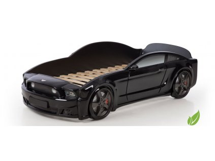 mustang light 3d cerna a