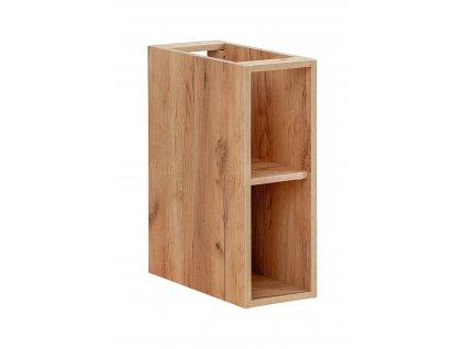 koupelnova skrinka nizka capri oak 810. a