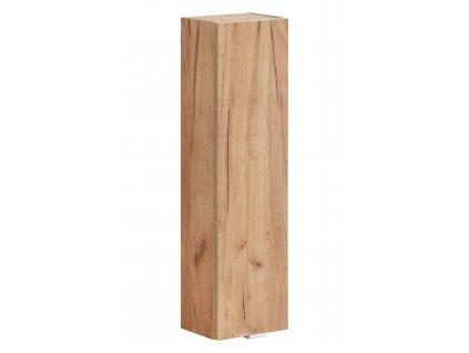 koupelnova skrinka zavesna capri oak 830 c