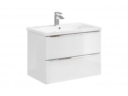koupelnova skrinka pod umyvadlo capri white 821 a