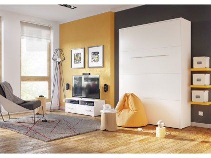 Sklápěcí postel SMART PRO CP-04 140x200