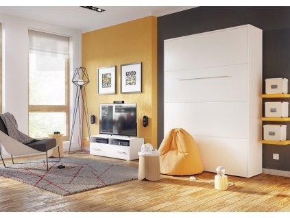 Sklápěcí postel SMART PRO CP-03 90x200