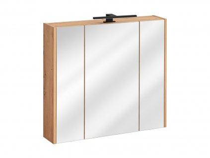 zrcadlova skrinka madera white 841