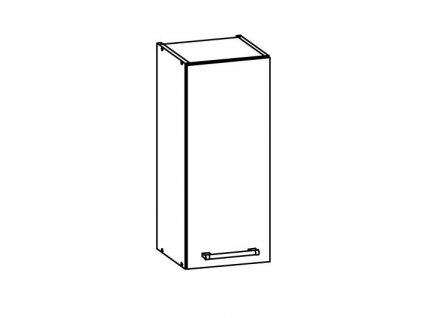 Horní skříňka LP 30 MODENA MD2/G30