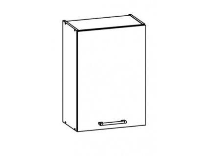 Horní skříňka LP 50 MODENA MD5/G50