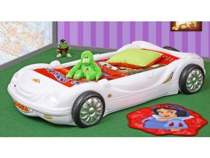 postel Auto BOBO - 4 barvy