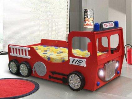 HASICI detska postel HMnabytek