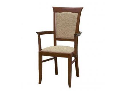 Jídlení židle KENT EKRS P kaštan