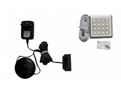 1- LED světlo