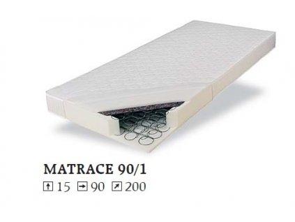 Matrace 90/1