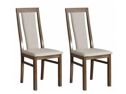 Židle ALCAN komplet 2 ks