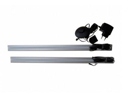 2 - LED podsvícení do skleněných polic 520 mm
