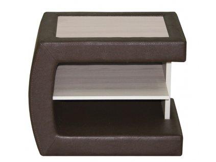 Noční stolek AXEL ST 1 - Levý