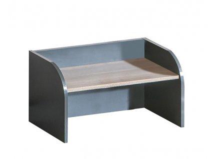 Regálek na postel/psací stůl ULTIMO U18