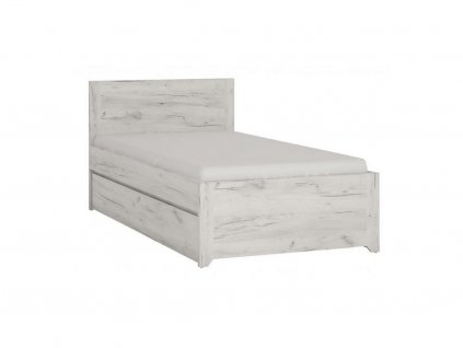 postel angel 90 s uloznym prostorem pristylkou
