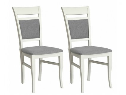 Jídelní židle KASHMIR KR0115 komplet 2 ks.