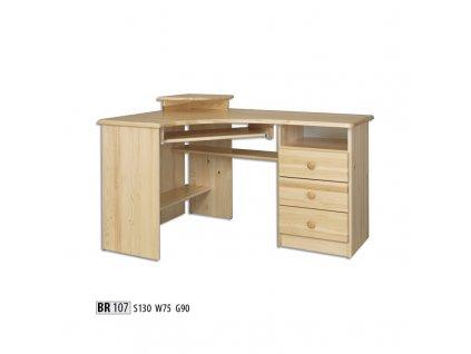 PC stůl BR 107