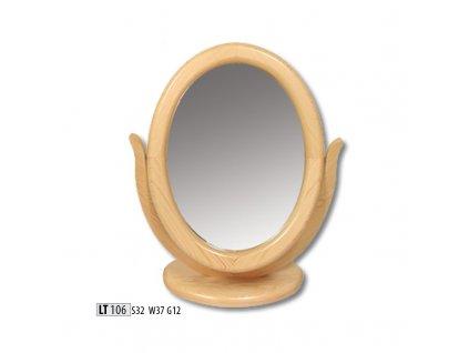 Zrcadlo LT 106 borovice masiv