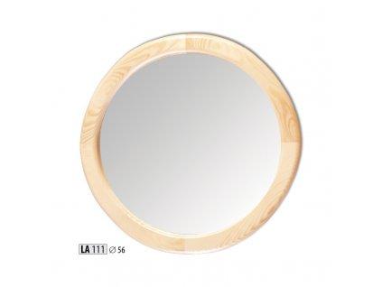 Zrcadlo LA 111  borovice masiv