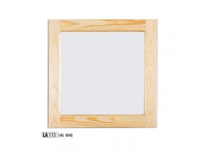 Zrcadlo LA 115 borovice masiv