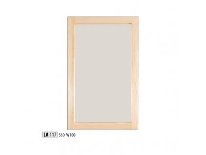 Zrcadlo LA 117  borovice masiv