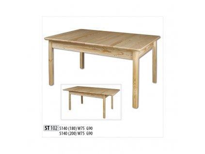 Jídelní stůl ST 102