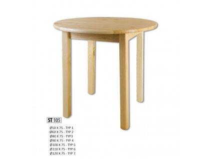 Jídelní stůl ST 105