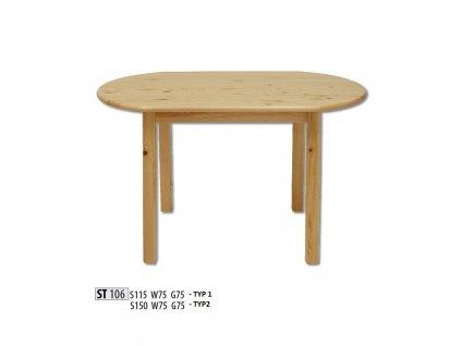 Jídelní stůl ST 106