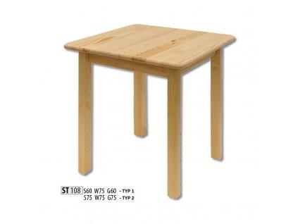 Jídelní stůl ST 108