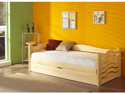 Dětská postel OLGA 208x97 cm