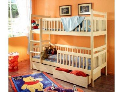 Dětská patrová postel ALEXANDER