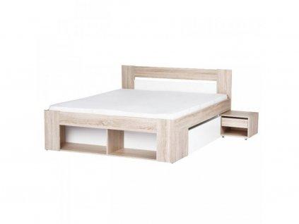 postel s nocnimi stolky milo 09