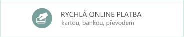 Rychlá online platba