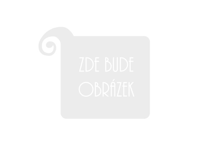 EBE AU006B struny na ukulele černý nylon