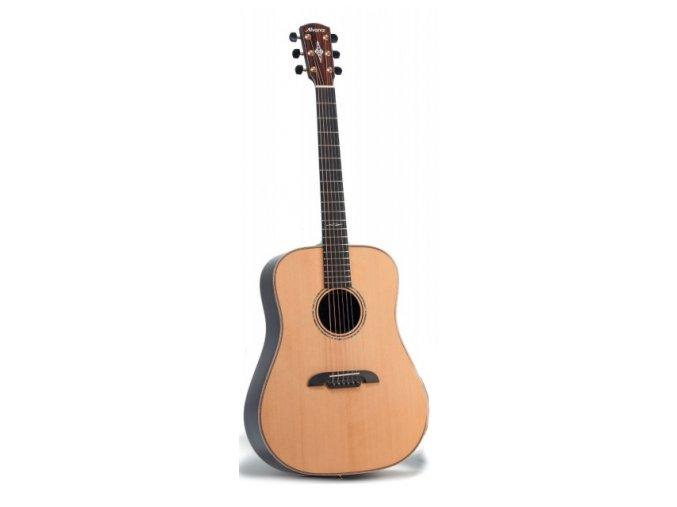 ALVAREZ Masterwork Elite D70 - dreadnought kytara, celomasiv sitka + indický palisandr, vč. kufru